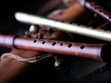 Musikinstrument, Blockflöte